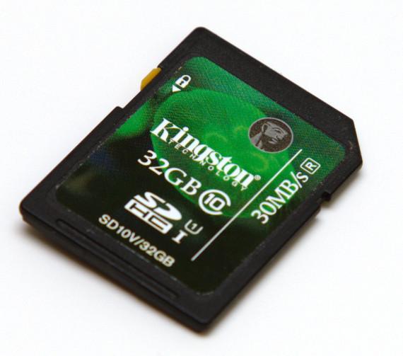 SD kaartje