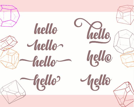 Uitzonderlijk Letters deel 3: fonts en speciale zaken @IY64